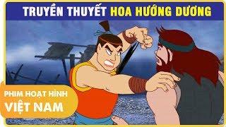 Truyền Thuyết Hoa Hướng Dương | Phim Hoạt Hình Việt Nam Hay Nhất 2019