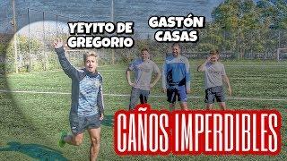 YEYITO DE GREGORIO VS GASTÓN CASAS VS EZE CONSEVIK - RETOS DE FUTBOL