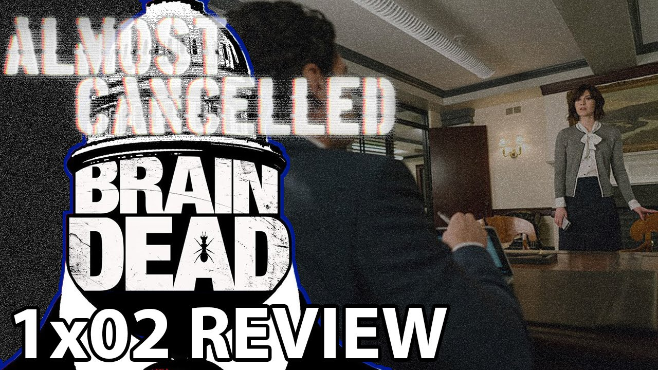 Download BrainDead Season 1 Episode 2 'Playing Politics...' Review