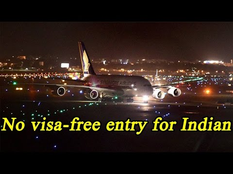 Hong kong denies visa-free entry for Indian travelers | Oneindia News