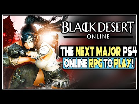 THE NEXT MAJOR PS4 ONLINE RPG - DOWNLOAD FREE OPEN BETA RIGHT NOW!