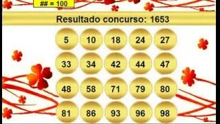 sorteio resultado lotofacil 1201 Palpite 1202