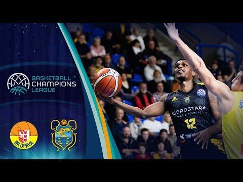 Opava v Iberostar Tenerife - Highlights - Basketball Champions League 2018-19