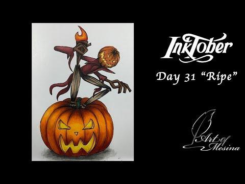 """inktober-2019-day-31-""""ripe"""""""