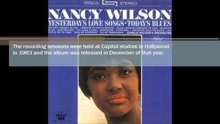 Watch Nancy Wilson The Very Thought Of You video