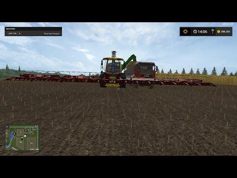 fs 17 sosnovka time lapse #7 silage harvest