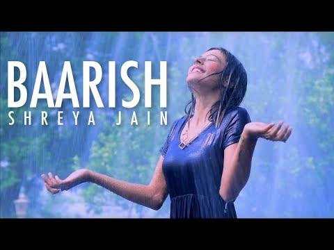 Baarish   Half Girlfriend   Female Cover ft. Shreya Jain