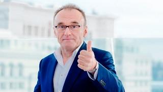 Дэнни Бойл представил «На игле 2» в Москве