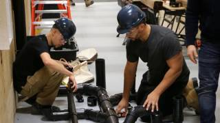 Plumbing Pre-Apprenticeship Program