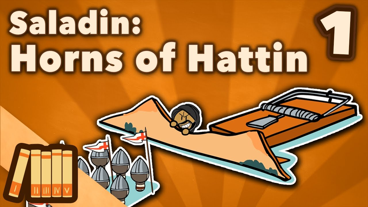 Download Saladin & the 3rd Crusade - Horns of Hattin - Extra History - #1