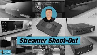 Streamer Shoot-Out: Allo, Bluesound, Cambridge Audio, Innuos, Sonore, Sonos, Yamaha.