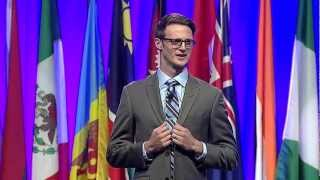 2012 World Championship of Public Speaking: Trust is a Must