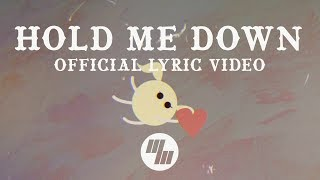 Family Of The Year - Hold Me Down (Gazzo Remix) [Official Lyric Video]