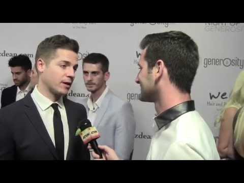 Jason Kennedy Talks Pre-Wedding Stress & How To Get Involved With His Charity