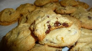 Orange And Chocolate Chips Cookies Recipe