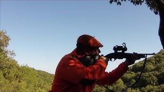 """Mont haut 21 09 16  l'Artillerie, le poste en """"or"""" de chez nous."""