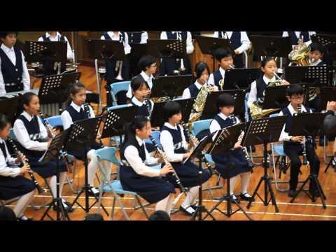 20151224_竹大附小/雙葉之管樂團1
