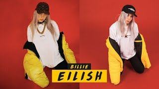 IMITANDO FOTOS DE BILLIE EILISH