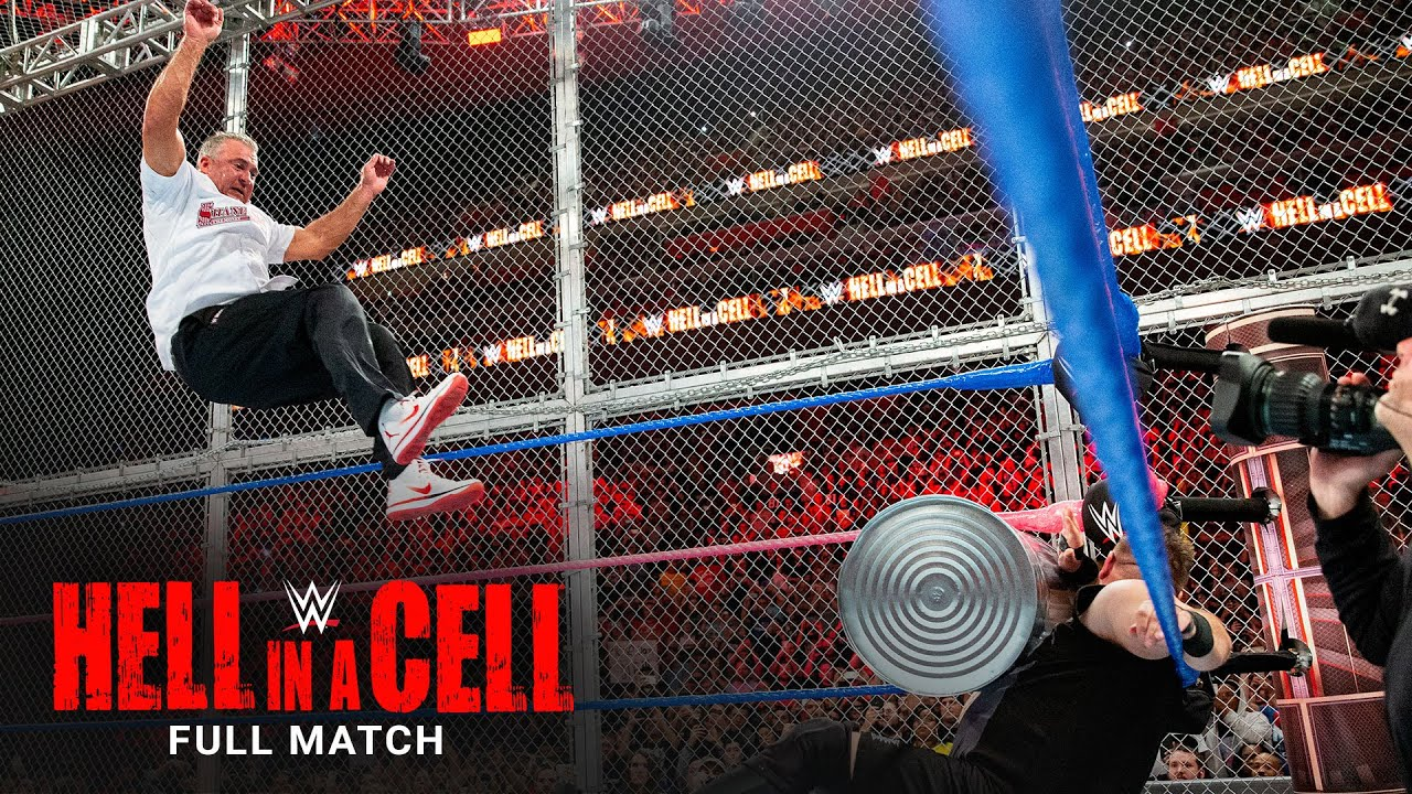 Download FULL MATCH - Shane McMahon vs. Kevin Owens – Hell in a Cell Match: Hell in a Cell 2017