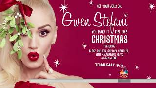 Gwen Stefani on Her You Make It Feel Like Christmas Album & Special and Blake Shelton