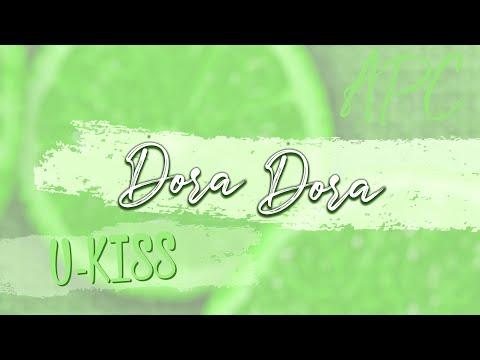[APC] U-Kiss - Dora Dora
