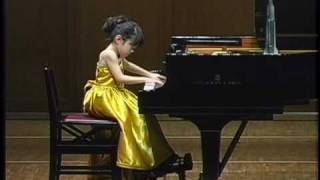 "Debussy ""Doctor Gradus ad Parnassum"" 7years old"