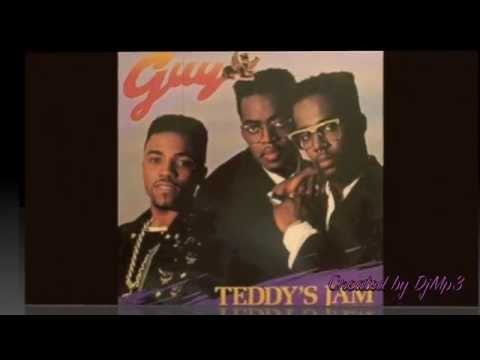 Guy - Teddy's Jazzy Jam (MCA Records Club Mix 1988)