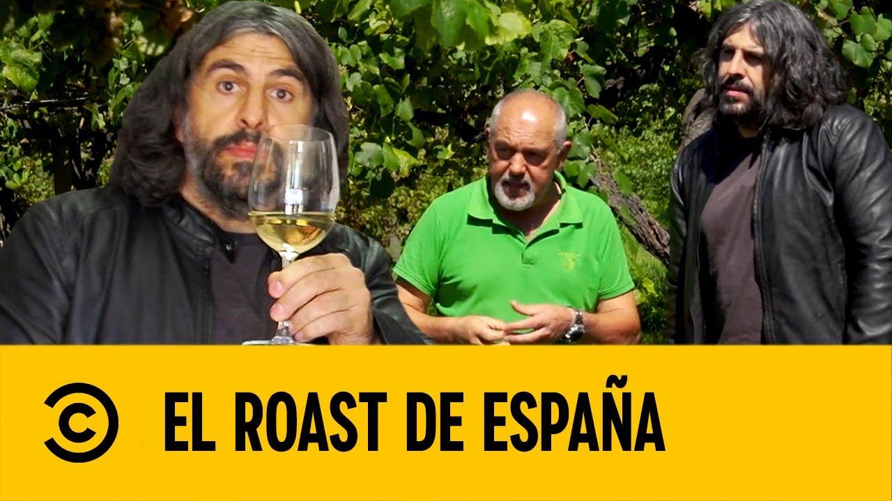LO QUE NO HAS VISTO del Duelo JJ Vaquero VS Galicia | El Roast De España | Comedy Central España
