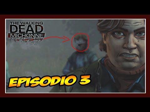 The Walking Dead: MICHONNE - Episódio 3 FINAL - Muitas Mortes e Bugs!!!