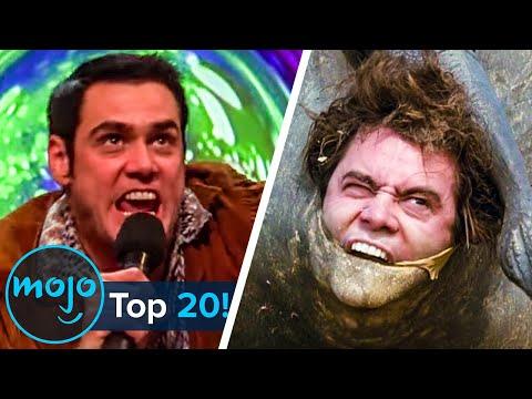 Top 20 Hilarious Jim Carrey Moments