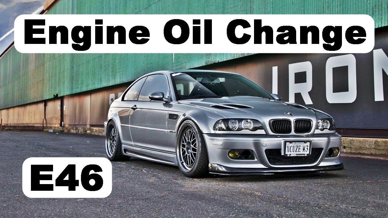 Bmw e46 engine oil change diy youtube bmw e46 engine oil change diy solutioingenieria Image collections