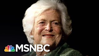 Remembering Barbara Bush: 'An Indispensible Partner' | Morning Joe | MSNBC