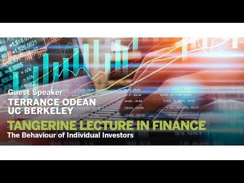The Behaviour of Individual Investors