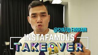 Instafamous Takeover 2.0 | #BuliAbamBomba Syafiq Farhain Makan Roti Dengan Wasabi 💪🏻 MP3