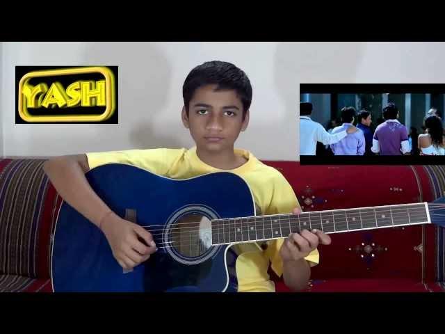 Guitar : nenjukkul peidhidum guitar tabs Nenjukkul Peidhidum ...