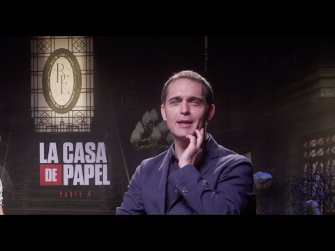 La Casa de Papel's Pedro Alonso teases a Berlin spin-off series