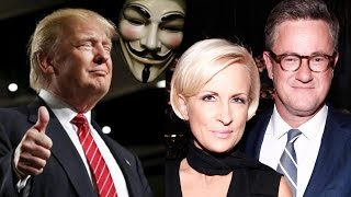 Anonymous Hack Trump's Voicemail and Reveal MSNBC Calls and Donations