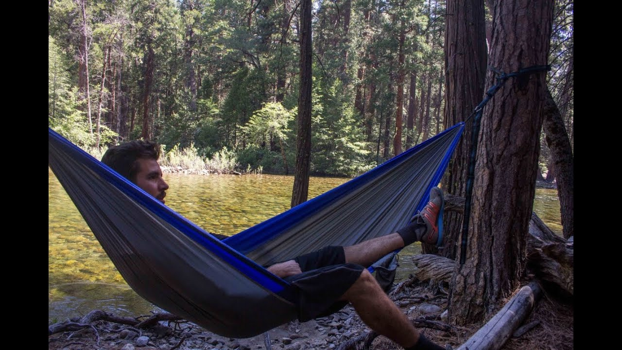 10 Best Camping Hammocks 2019 - Lightweight Backpacking Hammocks