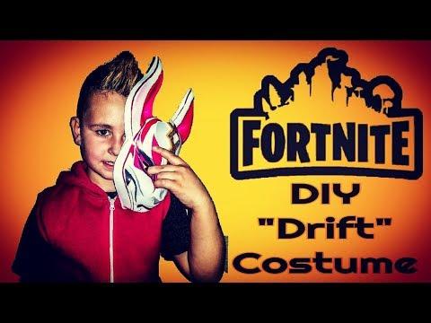 DIY: FORTNITE Costume