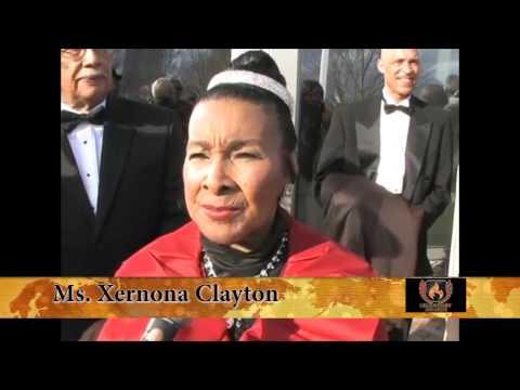 Ms Xernona Clayton Show Reel