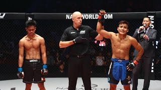 CHAN ROTHANA VS RAMON GONZALES ONE FC 25 Age Of Chions 13th Mar 2015 HD