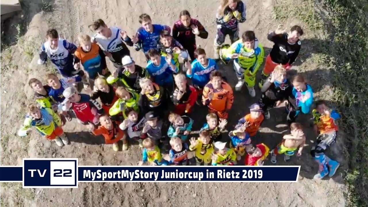 MySportMyStory Motocross Junior Cup in Rietz 2019