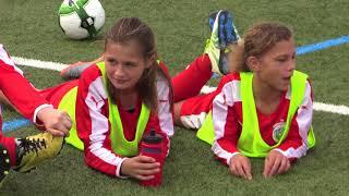 FFC-Mädchenfußballschule mit Jackie Groenen