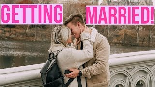 IM GETTING MARRIED! (Our Proposal Video!)