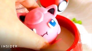 Poké Balls Have Marshmallow Pokémon Hidden Inside