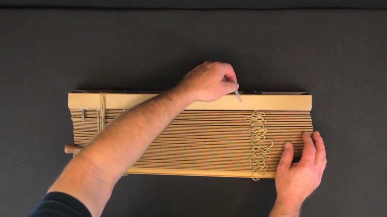 horizontal blinds install and valance how watch to clips measure youtube for