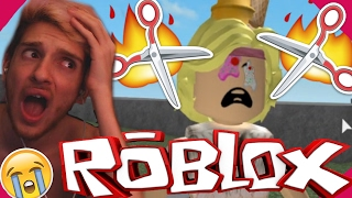 WHAT DID YOU DO TO ME!?! ROBLOX SALON!