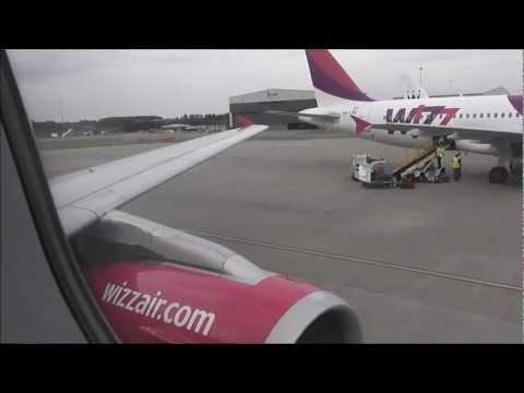 Wizzair Airbus A320-232 | Prague Ruzyne to London Luton *Full Flight*