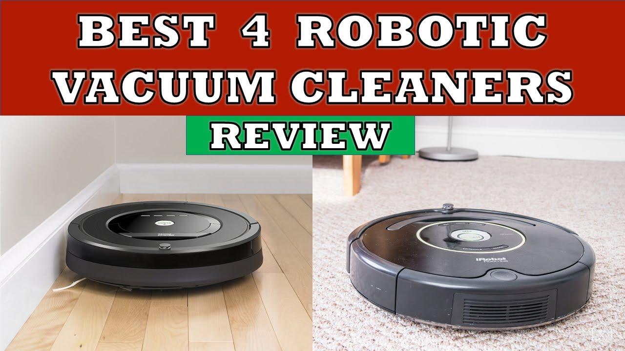 Best 4 Robotic Vacuum Cleaners In India