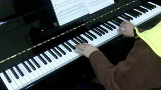 A Romantic Sketchbook for Piano Book 1 No.2 Diabelli Lesson in C Op.125 No.7 (P.4)
